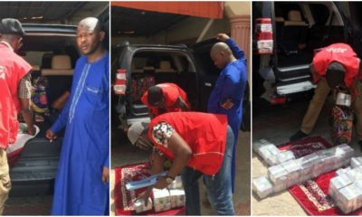 EFCC nabs Zamfara politician with N60M cash
