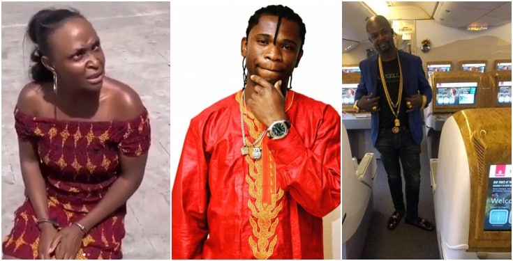 If elected president, I'll jail Onye Eze for arresting Blessing – Speed Darlington