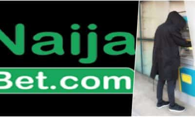 Apprentice withdraws N156,000 from boss' account to play NaijaBet