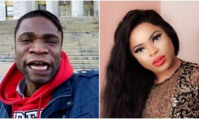 Speeddarlington, Bobrisky