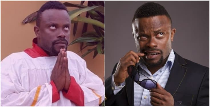 Okon Lagos defends policemen who r@ped ladies arrested in Abuja (Video)