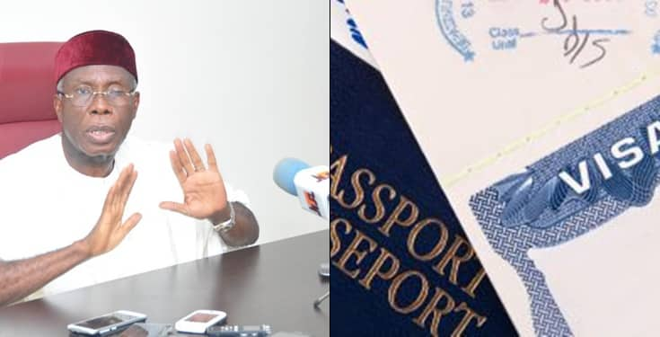 Reduce the number of visas you give Nigerians- FG begs EU