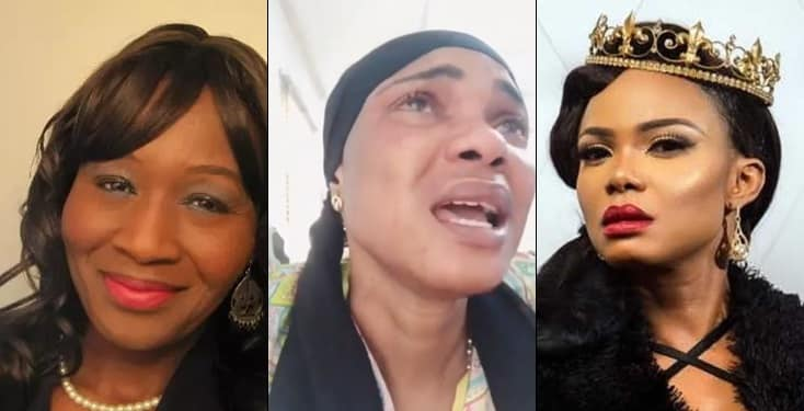"""Your Tears Just Began"" - Kemi Olunloyo Tells Iyabo Ojo"