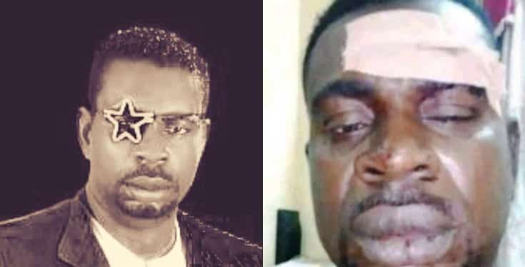 Baba Fryo assaulted and battered by soldiers