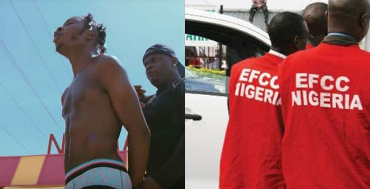 Naira Marley To Be Arraigned By EFCC Today On 11-Count Charge Of Fraud