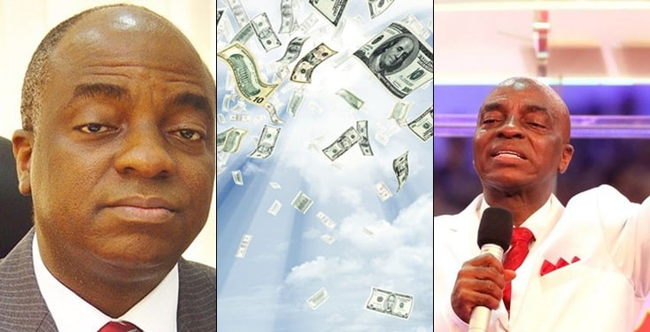 God swore to make me rich because I gave him a car many years ago – Bishop Oyedepo