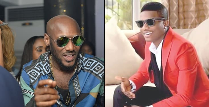 Twitter boils over the manner Wizkid greeted Tuface at Patoranking's album launch
