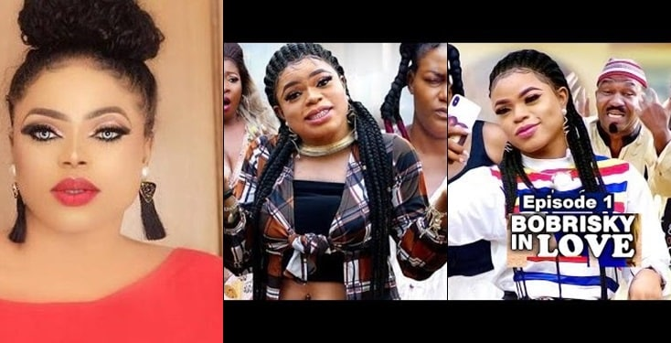 Bobrisky and his movie under investigation by FG board panels