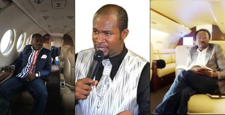 Joshua Iginla and Johnson Suleman have no money to buy/maintain a private jet–Charles Awuzie