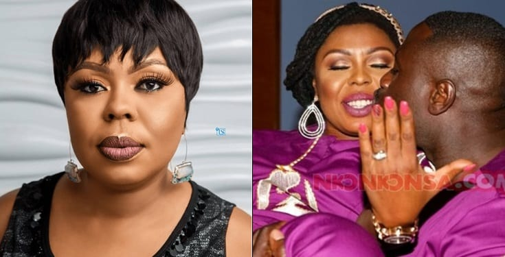 Afia Schwarzenegger drops a message for men