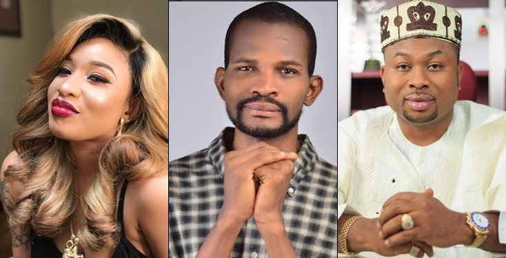 Actor prophesy to Tonto Dikeh