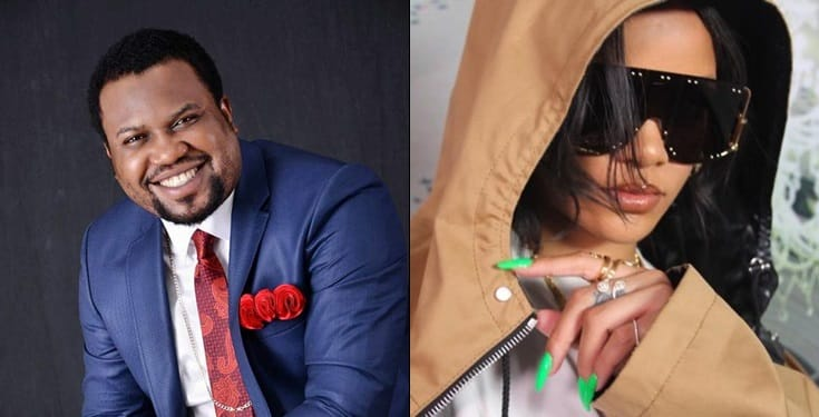 Lady accuses popular Abuja pastor of asking her for s3x