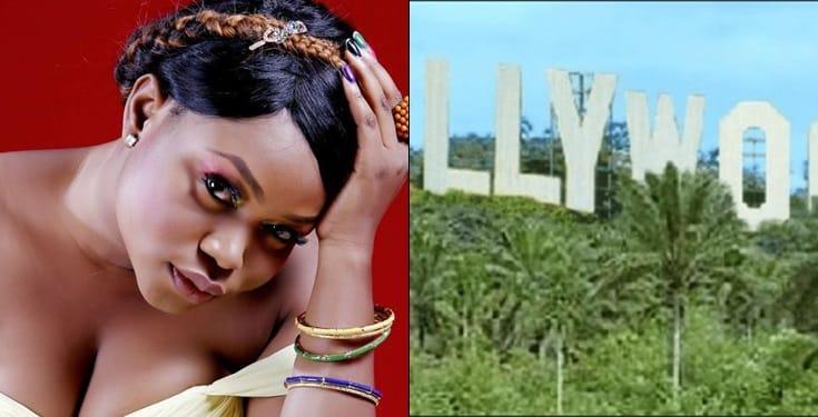 Ruth Kadiri warns Nollywood producers who disrespect her