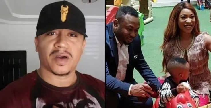 Tonto Dikeh's son won't suffer in future over her interviews – Daddy Freeze