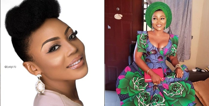 Mercy Aigbe helps Ifu Ennada earn 1 Million Naira In hours