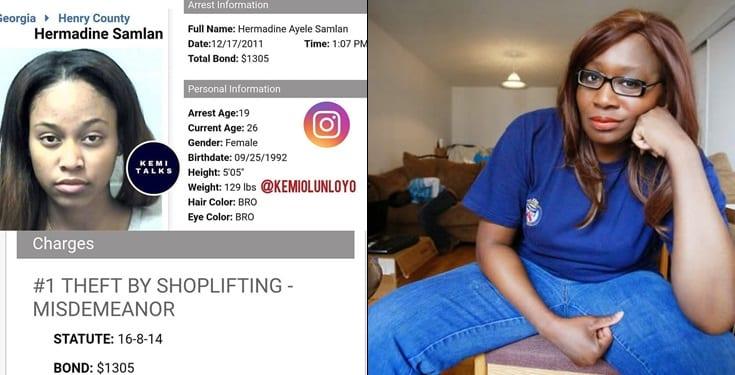 Kemi Olounloyo Exposes Davido's Babymama,Amanda For Stealing