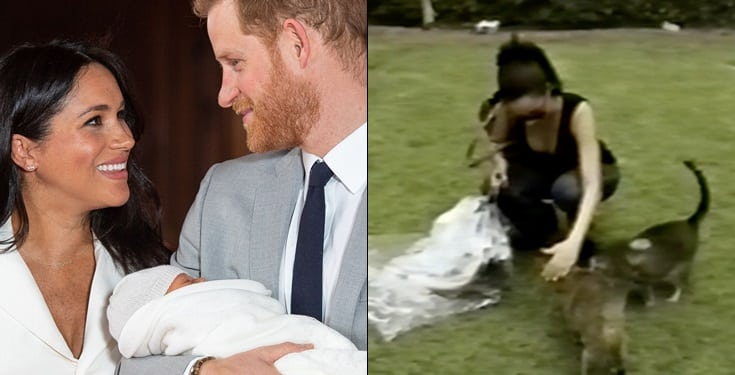 Meghan Markle's son, Archie 'named after her pet cat and cartoon'