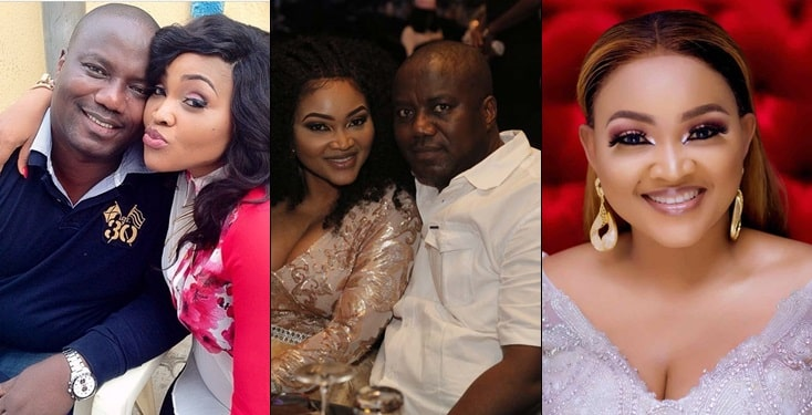 I might go back to my husband- Mercy Aigbe,