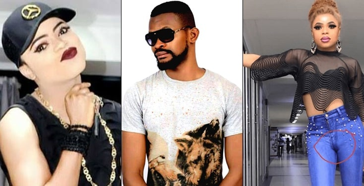 Actor Vows To Arrest Bobrisky On Birthday