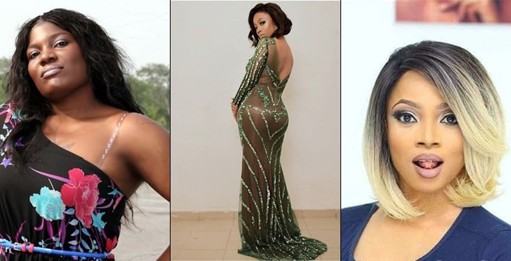 Egor Efiok shades Toke Makinwa for bleaching and cosmetic surgery
