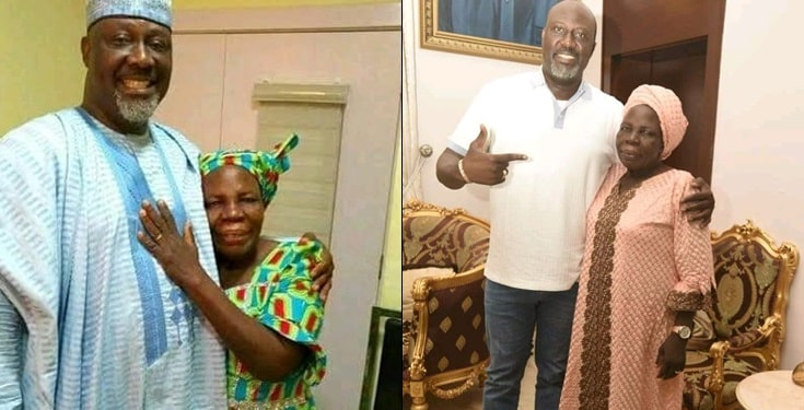Image result for Yahaya Bello's Condolence Letter To Dino Melaye On The Death Of His Mother
