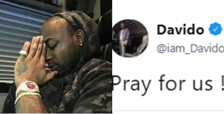 Davido begs Nigerians as Ademola Adeleke, knows his fate at the Appeal court