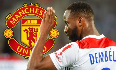 Man Utd make €40m offer for Lyon star Dembele