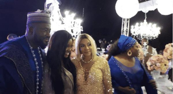 John Dumelo's white wedding, Photos from Ghanaian Actor, John Dumelo's white wedding