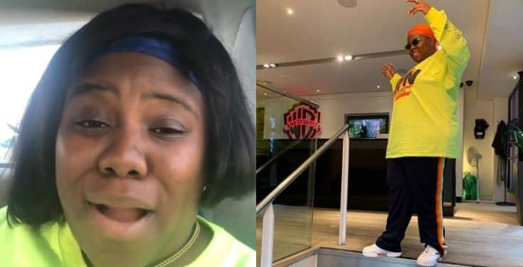 """""""I am coming for your man and I don't care"""" – Teni warns ladies"""