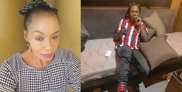 'All the sureties are ready.'- Kemi Olunloyo defends Naira Marley