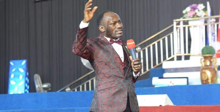 Apostle Suleman shares his experience with an internet fraudster