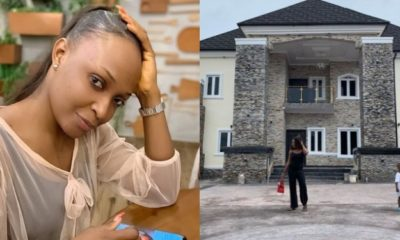 Blessing Okoro apologises to Nigerians for claiming someone's house