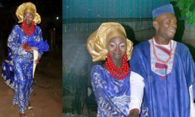Bride mocked after she shared her traditional wedding photos
