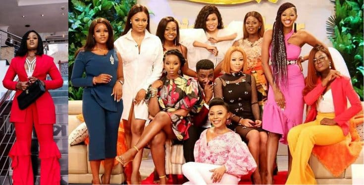 Cee-C reacts to Uti Nwachukwu's claim that she is the most successful housemate