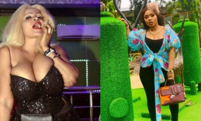 Cossy Ojiakor calls out Halima Abubakar for spreading news about her HIV status