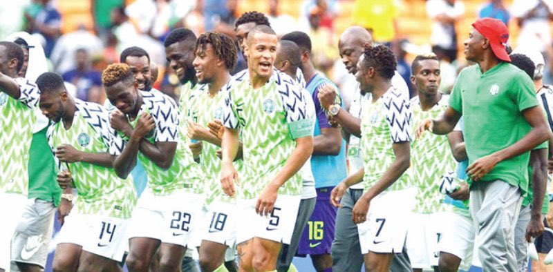 Super Eagles goes through to the knockout phase