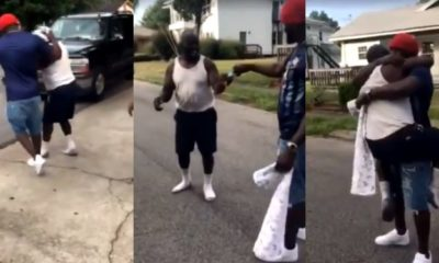 Dad cries as his son surprises him with a brand-new truck (video)