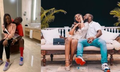 'Did I tell you that I'm pregnant?' – Davido's girlfriend, Chioma slams troll