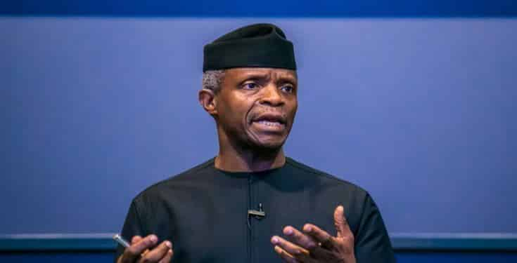 Extreme poverty in Nigeria gives me sleepless nights – VP Yemi Osinbajo