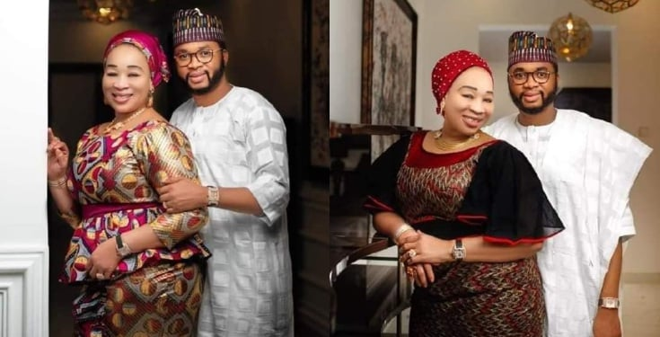Hauwa Suntai set to wed young millionaire, see their pre-wedding photos