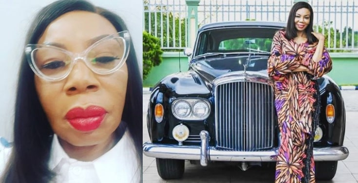 Having a child, getting married or buying a car cannot make one feel better – Betty Irabor