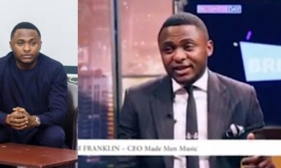 I made ₦10 billion in 7 years — Ubi Franklin