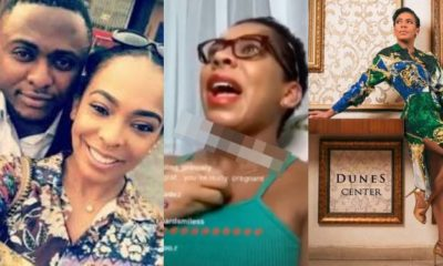 'I swear that Ubi Franklin and I never kissed' – TBoss reveals (Video)