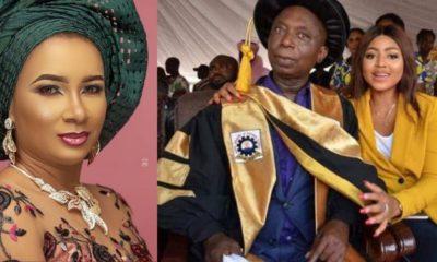 Ibinabo Fiberesima speaks on Regina Daniels' marriage to Ned Nwoko