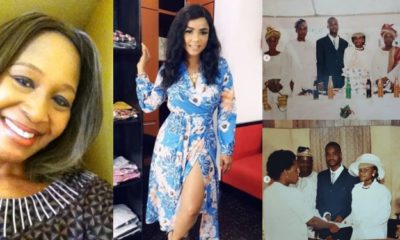 Iyabo Ojo and Kemi Olunloyo drag each other over wedding photos