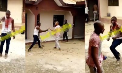 Man goes berserk after meeting his crush's boyfriend (Video)