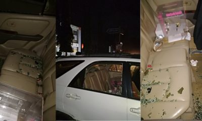 Man reveals what happened to his car within 12mins of using an ATM