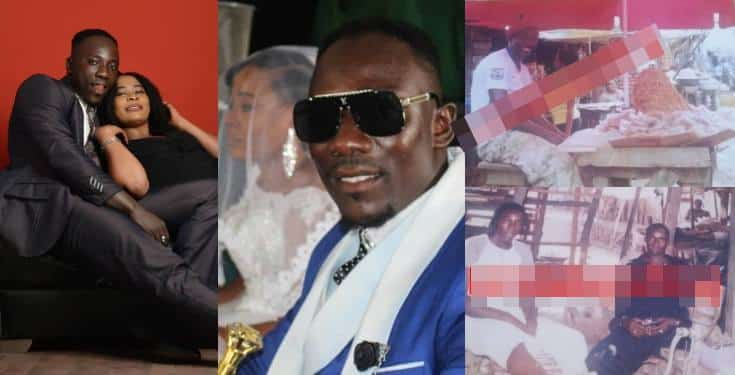 Man who makes a fortune selling crayfish, gets married in style(Photos)
