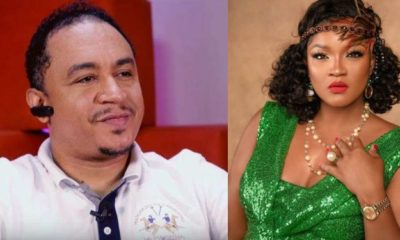 'Marriage is not the cause of domestic violence' - Omotola to Daddy Freeze