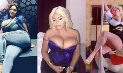'My marriage may not last up to a month' - Cossy Ojiakor
